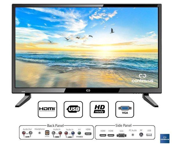 32 720p LED HD TV Flat Screen VESA Wall Mountable HDTV HDMI 60hz